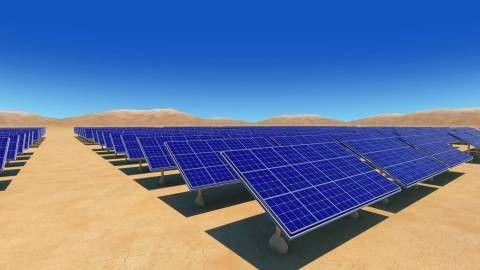 10億円かけて太陽光発電、発電した電力はわずか一般家庭17世帯分