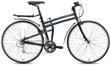 アメリカ生まれの最強折りたたみ自転車、「MONTAGUE」日本初上陸
