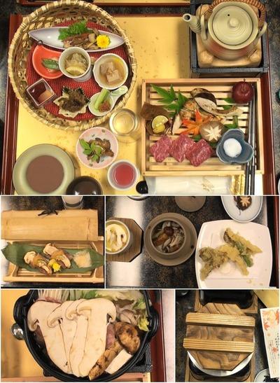 上松11('夕食)