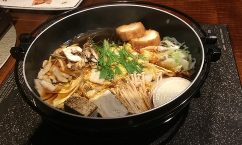 熟年夫婦竹泉荘夕食12