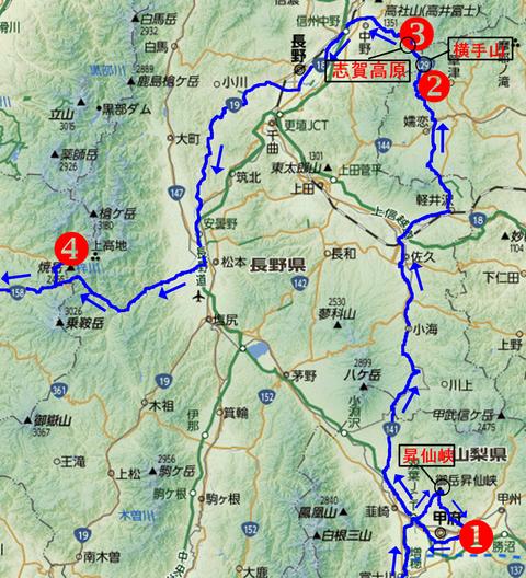 甲府地図-1