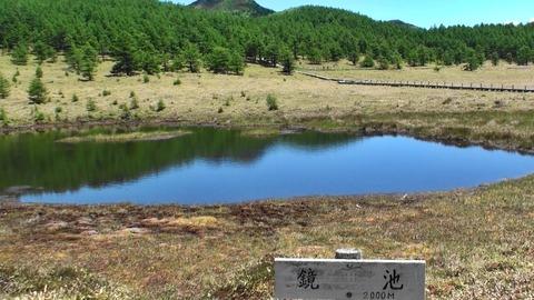 熟年夫婦池之平湿原22