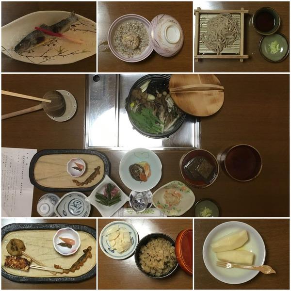 熟年夫婦桧枝岐温泉23