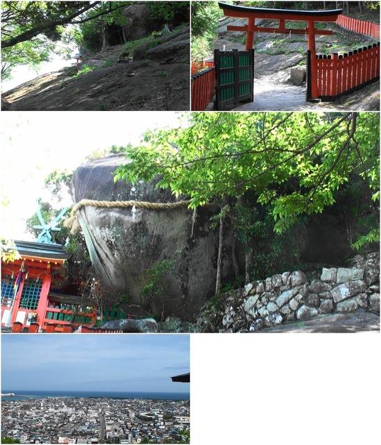 熟年夫婦神倉神社10