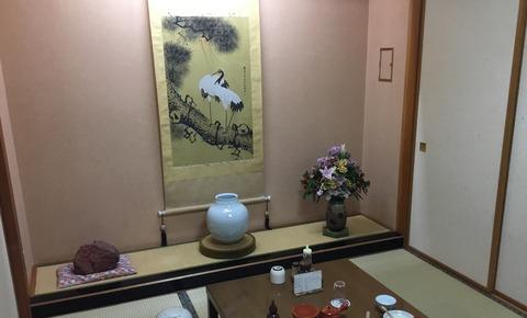 熟年夫婦桧枝岐温泉15