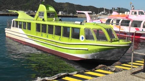 熟年夫婦ブログ青海島1