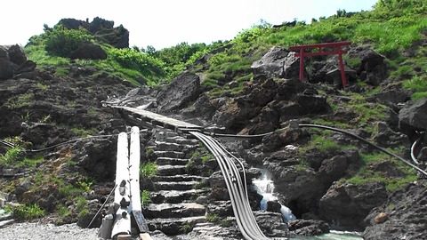 栗駒山登山75