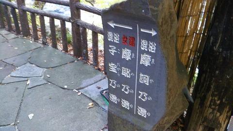 熟年夫婦宝川温泉74