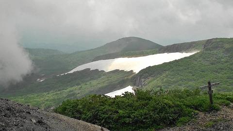 栗駒山登山44