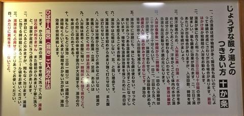 熟年夫婦ブログ酸ケ湯10