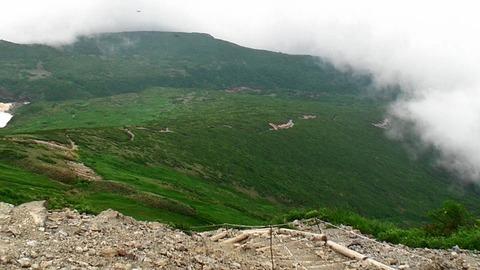 栗駒山登山55