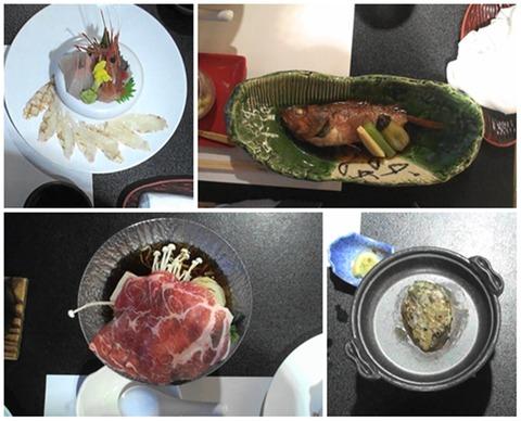 熟年夫婦ブログ夕食5