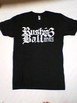 RUSHBALLTシャツ
