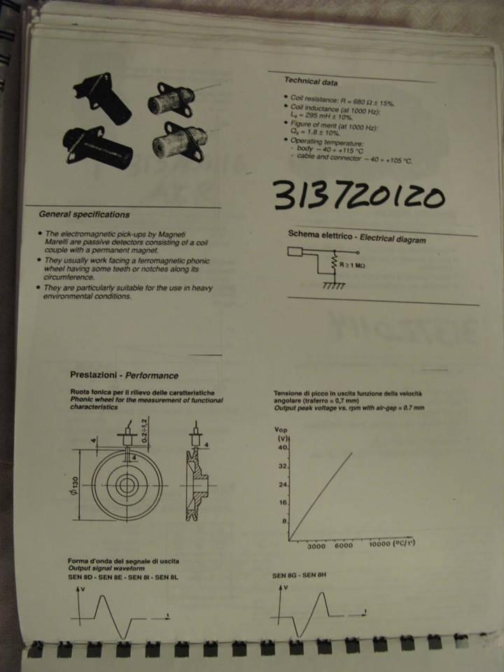 Schema Elettrico Lancia Y Pdf : Am477 biturbo jaeger bosch fae weber iaw microplex (sensor