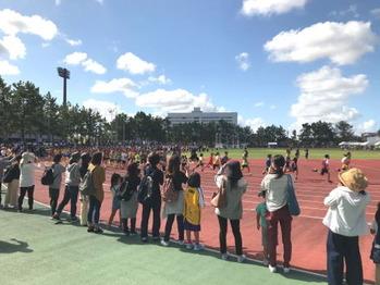 小学生のレース