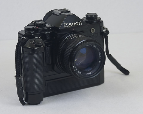 Is a super-shooter alive and well? Canon A1 スーパーシューターは健在か?