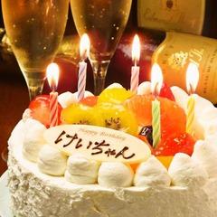 正方形_ケーキ