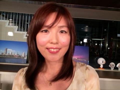【NHK】号泣お天気お姉さんが降板 異例の1年交代、事実上の契約解除