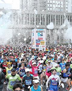 【東京マラソン】リレサ(エチオピア)が優勝 高宮(ヤクルト)が日本人トップ8位 下田(青学大)が日本人10代最高記録で日本人2位に