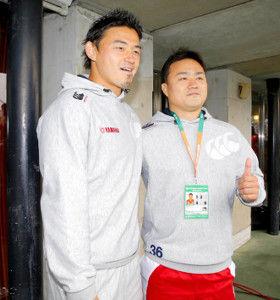 五郎丸の兄・亮が現役引退表明 今後は社業に専念
