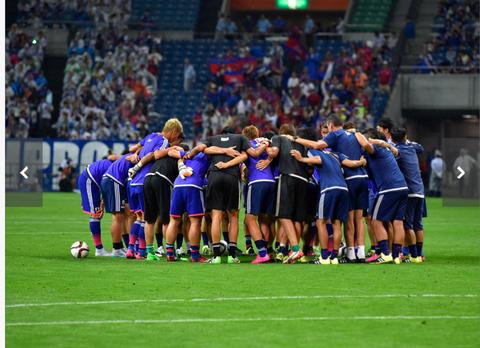 【サッカー】(日本代表)W杯予選ホーム2連戦で川島が代表復帰!ハーフナーもハリルジャパン初選出