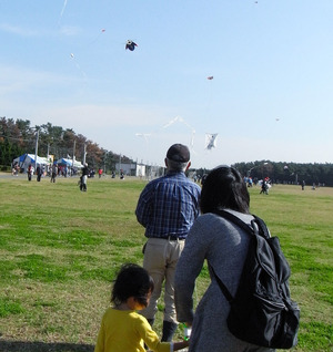 浜松国際凧揚げ大会 17