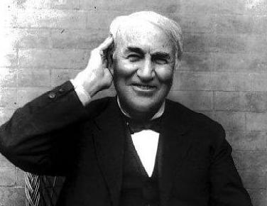 エジソン 発明王