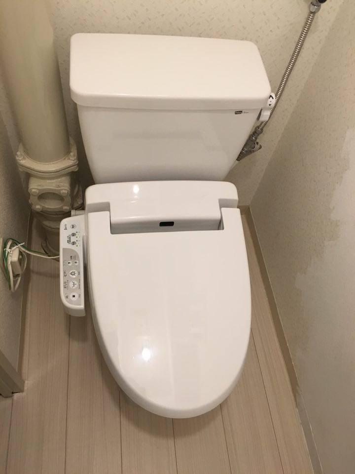 ジャニス工業トイレの評判は悪い?口コミは?バリュークリンを施工しました