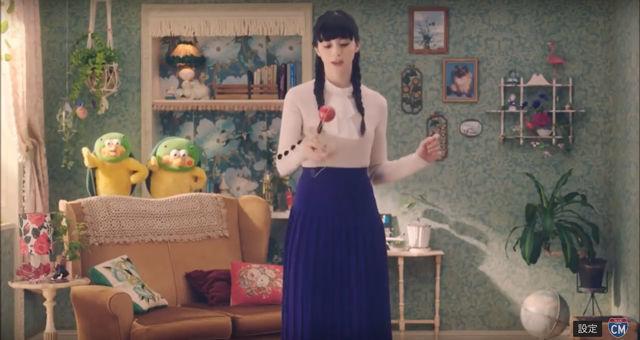 テレビCM インテリアがおしゃれでかわいいコマーシャル10選 ドコモ dカード 中条あやみ