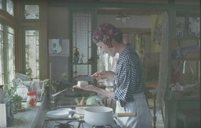 テレビCM インテリアがおしゃれでかわいいコマーシャル10選 味の素 ほんだし 宮沢りえ