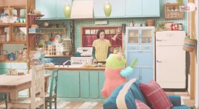テレビCM インテリアがおしゃれでかわいいコマーシャル10選 サランラップ