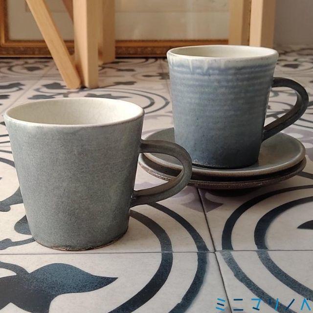 ミニマリスト2人暮らしの食器を数える:カップ&ソーサー