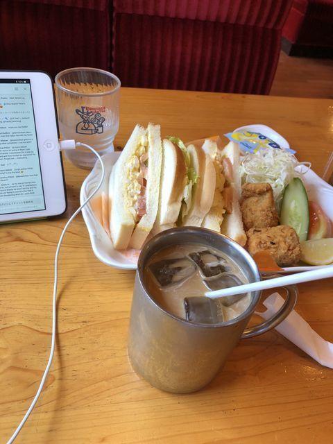コメダ珈琲のランチはガッツリ食べたい人に本当にオススメ