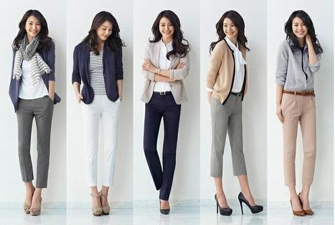 office-casual-women
