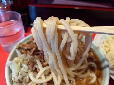丸長 目白 麺