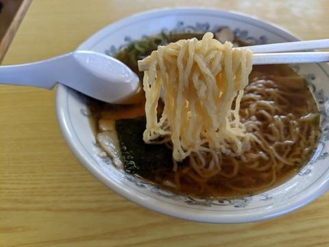 東部食堂 麺