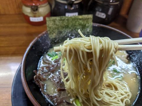 ぼたん 麺