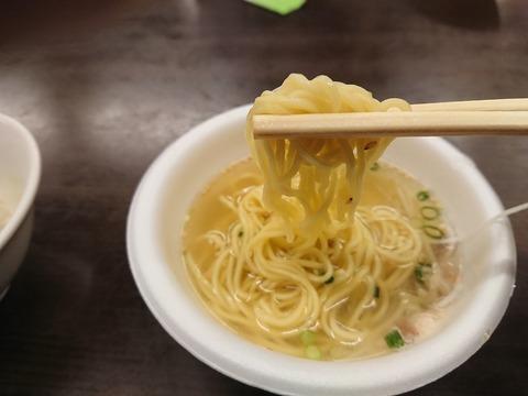 ぼぶ亭8 麺(南京軒)