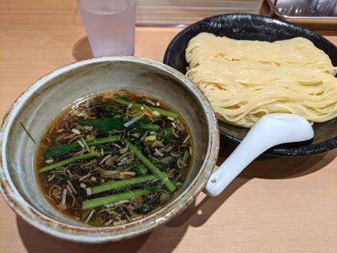 かつら木 つけ麺