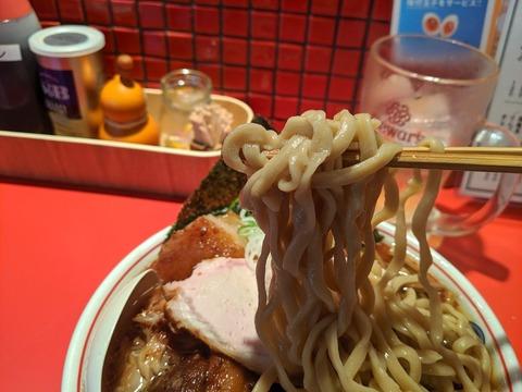 ソラノイロ食堂 麺