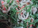 水菜チキン3