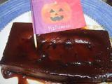 かぼちゃプリンtop