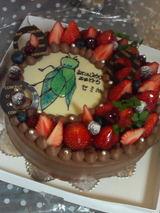 蝉さん、誕生日おめでとう!