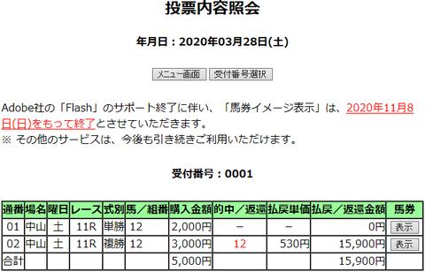 購入馬券照会_20200328
