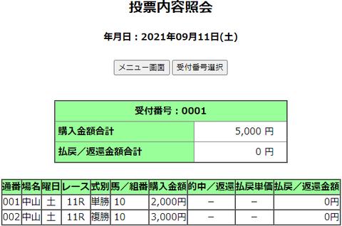 購入馬券照会_20210911