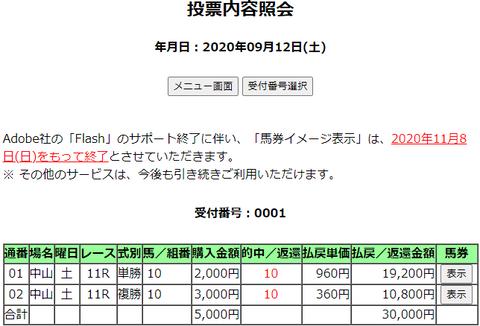 購入馬券照会_20200912
