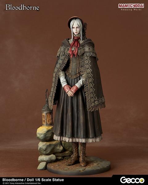 ブラッドボーン 人形