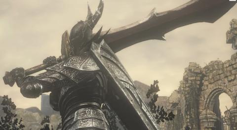 黒騎士の大剣 【ダークソウル3】