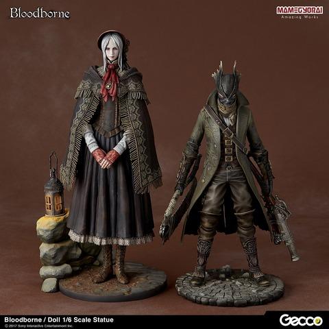 ブラッドボーン 人形3