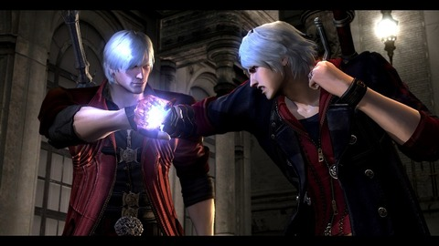 Devil May Cry1